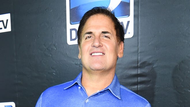 "The SyFy network said Monday, March 2, 2015, that Dallas Mavericks owner and ""Shark Tank"" star Mark Cuban will play the president  of the United States in the third installment of the goofy ""Sharknado"" TV movie series, set to premiere in July."