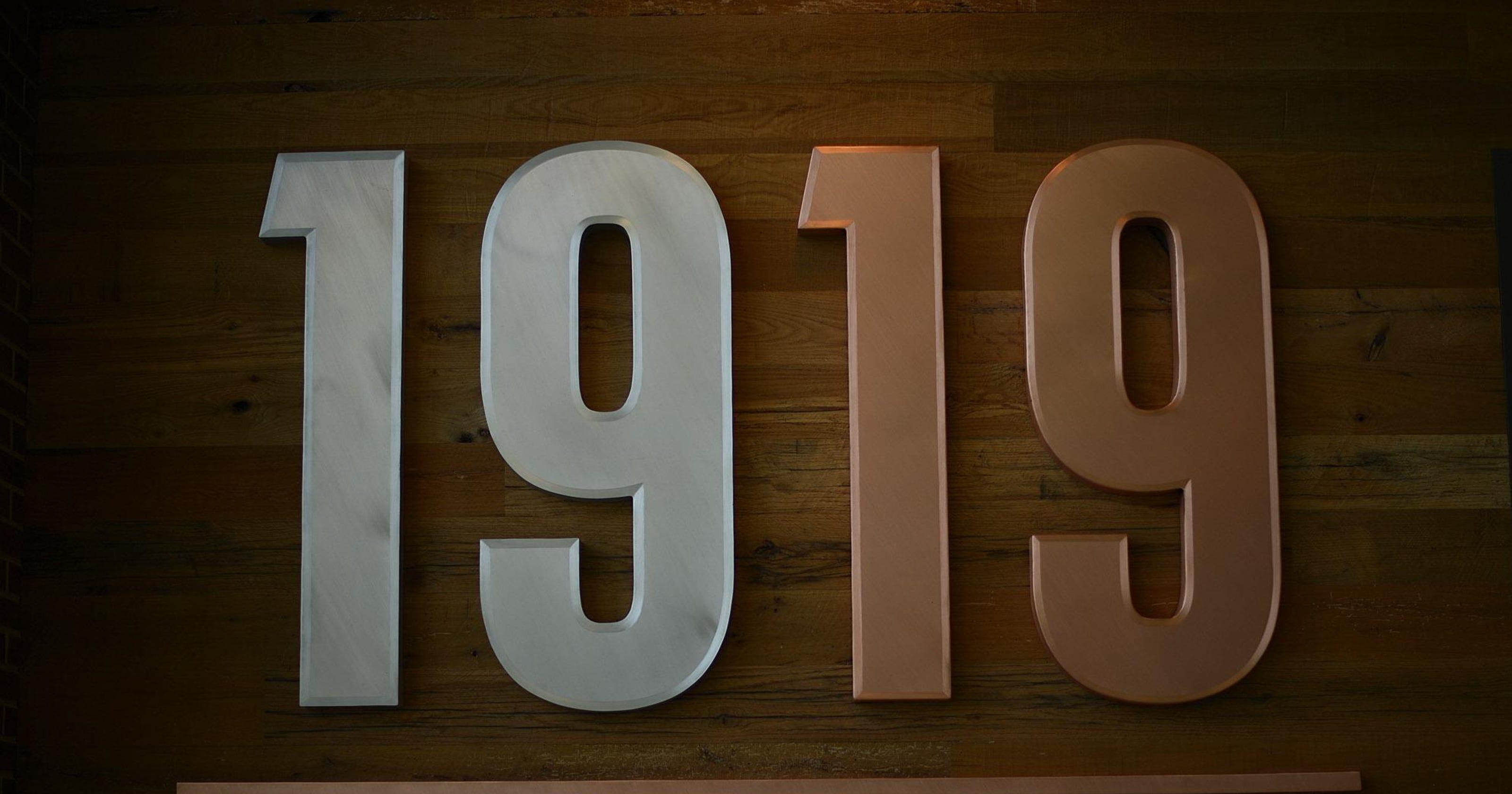 1919 Kitchen Tap Preparing For Next Week S Opening