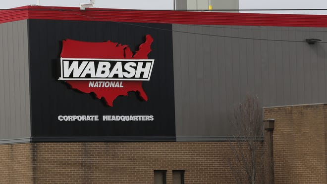 Wabash National's corporate Headquarters in Lafayette, Ind.