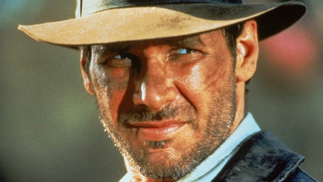 "Bay Park Cinema in Ashwaubenon is showing three of the ""Indiana Jones"" films in April and May."