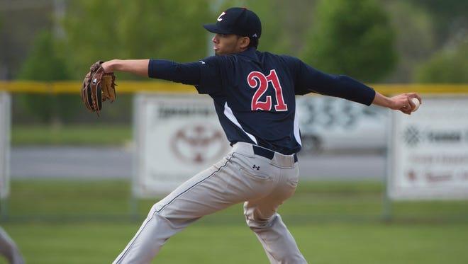 Lebanon's Michael Deleon was named to the 2016 Lancaster-Lebanon All-League baseball team Monday along with Elco junior Cole Miller and Northern Lebanon sophomore Michigan Daub.