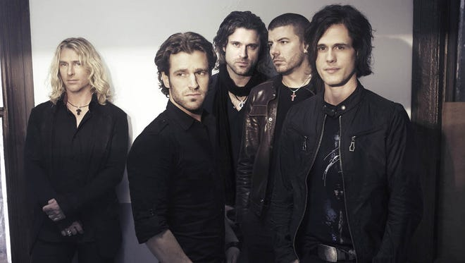 Alternative rock group Collective Soul will perform during the El Paso Downtown Street Festival taking place June 17-18.