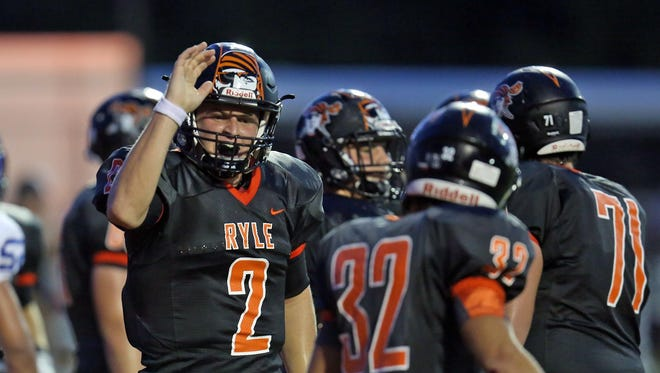 Tanner Morgan and the Ryle Raiders are ranked fifth in the latest Kentucky Associated Press high school football poll,