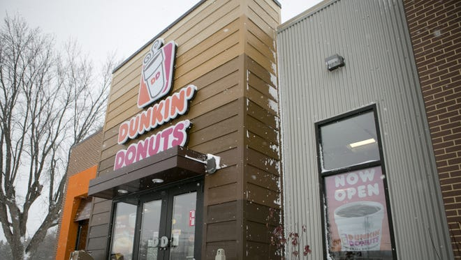 Dunkin' Donuts on North Central Avenue in Marshfield.