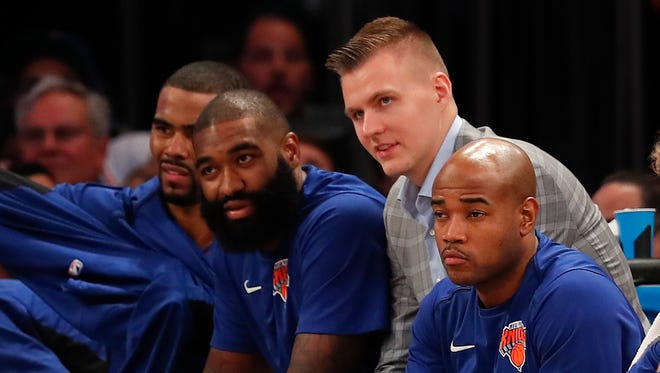 What should Knicks fans expect from the team this season?