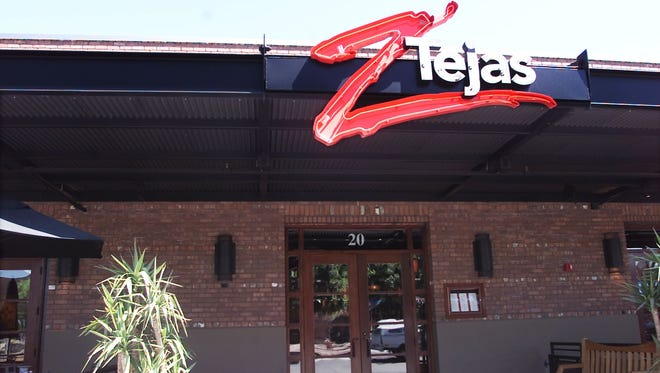 Z'Tejas restaurant in Tempe.