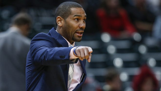 Before LaVall Jordan became Butler's head coach, he got his first crack at a top job in Milwaukee.