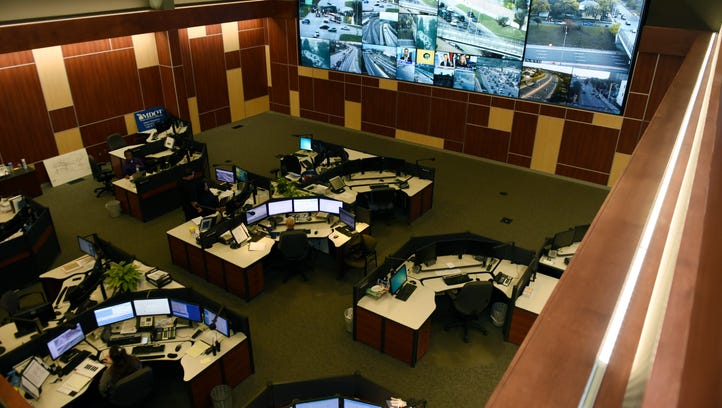On Metro Detroit roads, Big Brother not usually watching