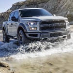 Ford F-150 Raptor was designed as a go-anywhere, do-anything pickup