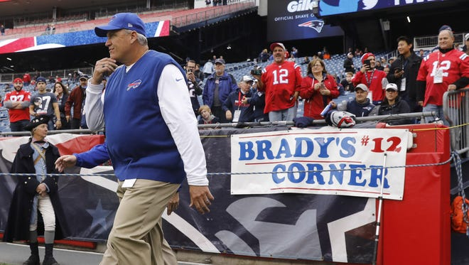 Rex Ryan in New England.