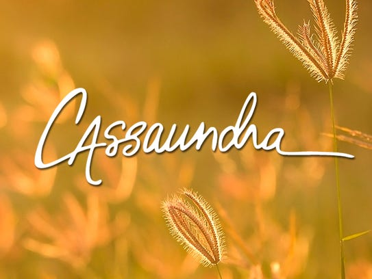 "Cover of Cassaundra Fitch's ""Cassaundra"" EP"