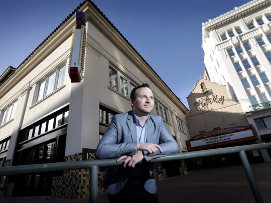 Bryan Crowe, Destination El Paso general manager, said