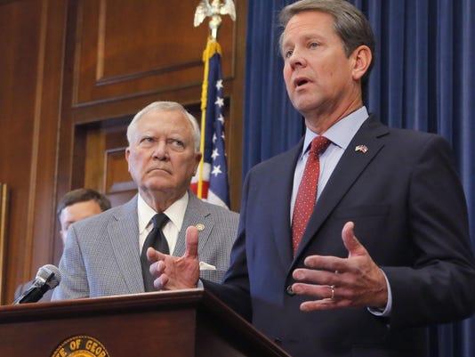 Election 2018 Governor Georgia Kemp