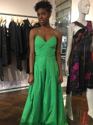 Bloomfield teen Ava Covington will be one of about 120 teens who will be attending the Garden of Dreams Foundation Prom on May 9.