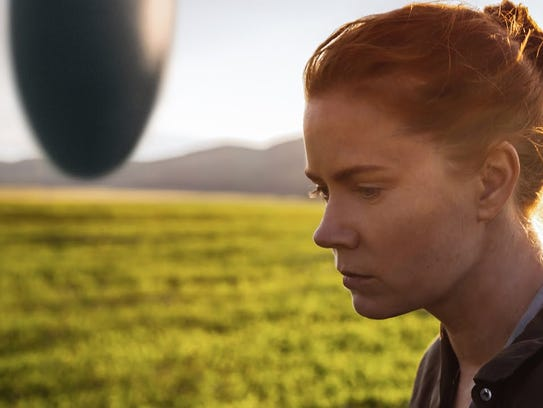 Amy Adams as Louise in a video still from a trailer
