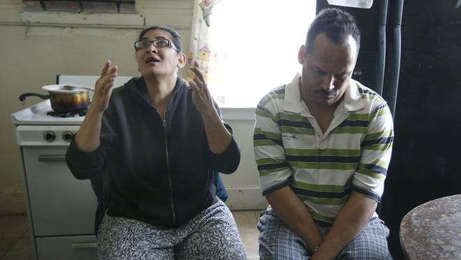 Elizabeth Hernandez and Miguel Camacho, parents of disabled Daisy Morales,19, explain the unfair way in which the school system treated their daughter.