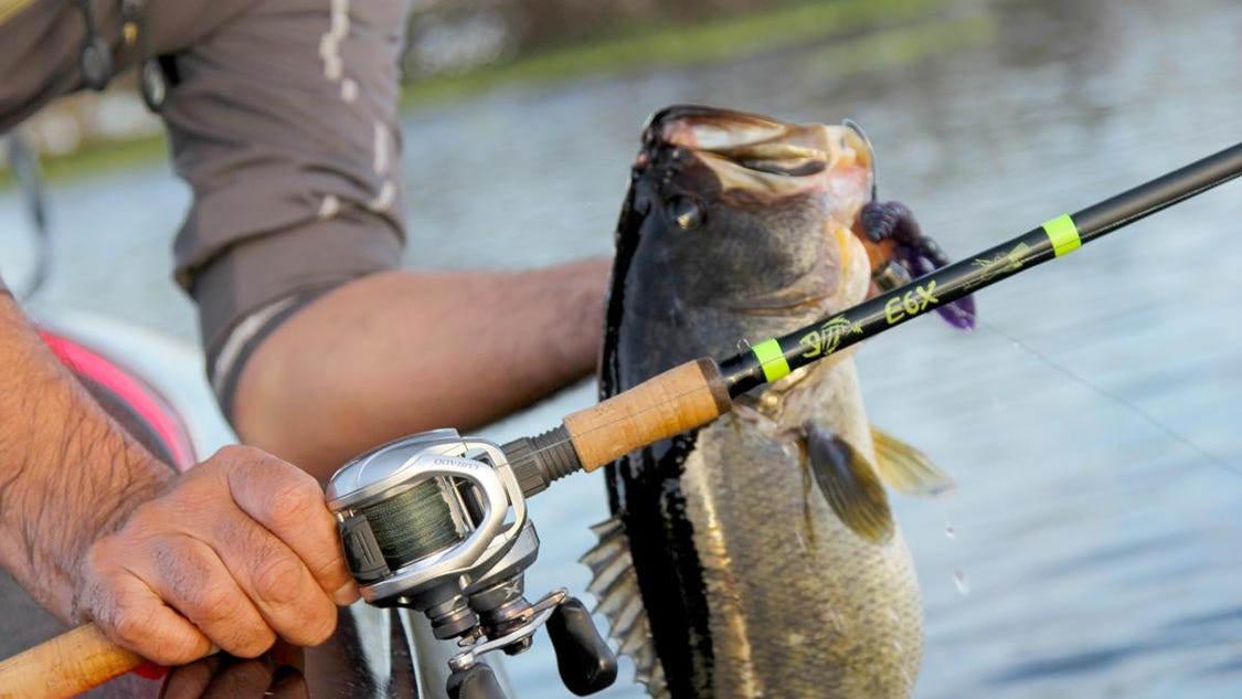 Hooks line lures this year 39 s best new fishing gear for Best fishing gear