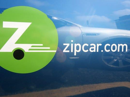 Car sharing new vehicle sales