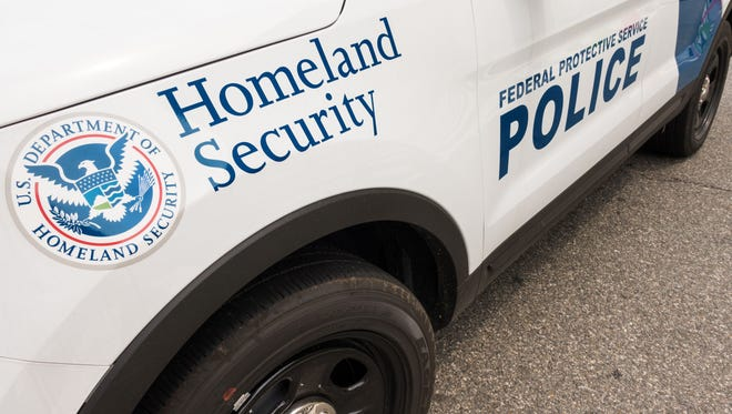 U.S. Immigration and Customs Enforcement agents raided the Southeastern Provision slaughterhouse Thursday, April 4, 2018, and arrested nearly 100 workers.
