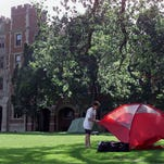 File photo of Grinnell College