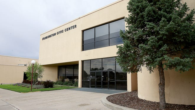 The Farmington City Council is seeking a loan from the New Mexico Finance Authority for a planned $12.5 million renovation of the Farmington Civic Center.