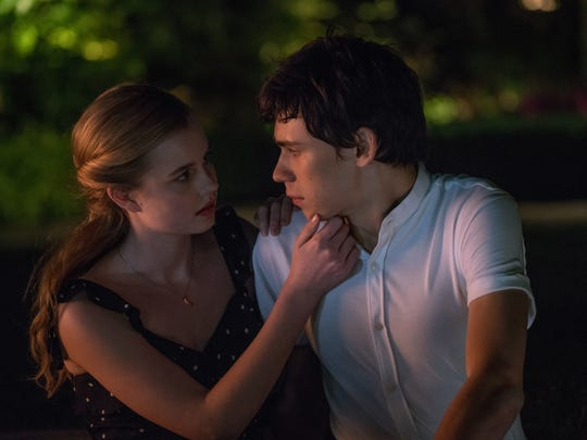 Rhiannon (Angourie Rice) finds that A has inhabited her friend from school — played by Owen Teague — in 'Every Day.'