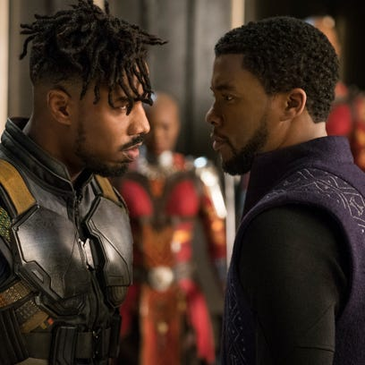 Black Panther review: Marvel triumphs in royal fashion