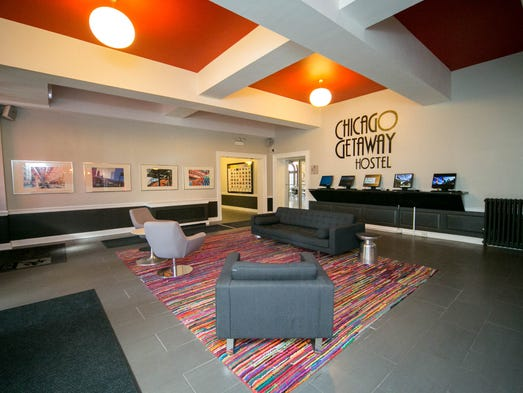 Chicago Getaway Hostel With Rates As Low 55 A