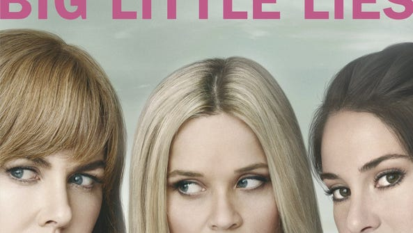 The TV tie-in edition of 'Big Little Lies.'