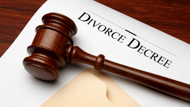 The divorce rate among adults 50 and older doubled between 1990 and 2010, says the national Center for Family & Marriage Research.