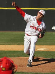 Nick Morrissey figures to be in the starting rotation for Sacred Heart University baseball this spring.