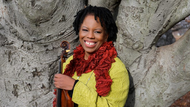 Detroit native, jazz artist and MacArthur genius Regina Carter, will be at Wharton on Friday, Feb. 22.