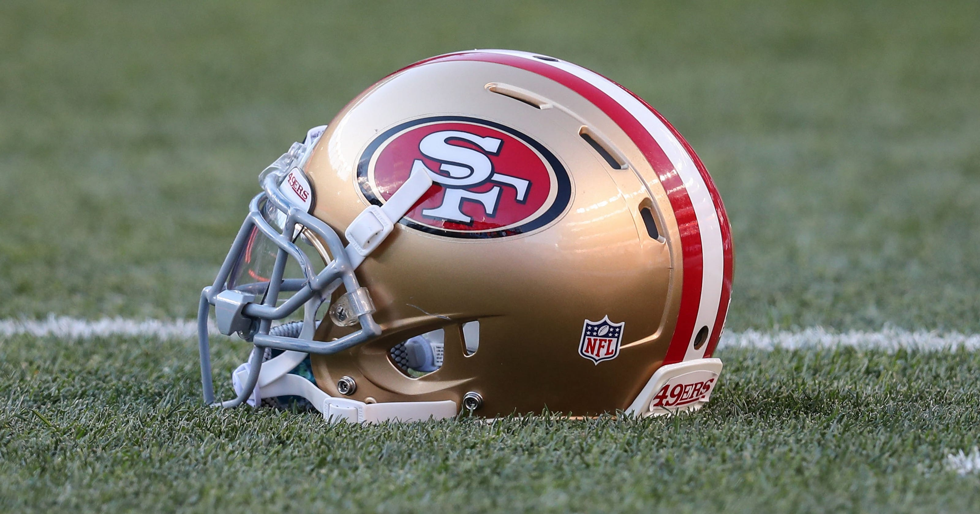 49ers honor 1994 super bowl championship team with throwback uniforms voltagebd Gallery