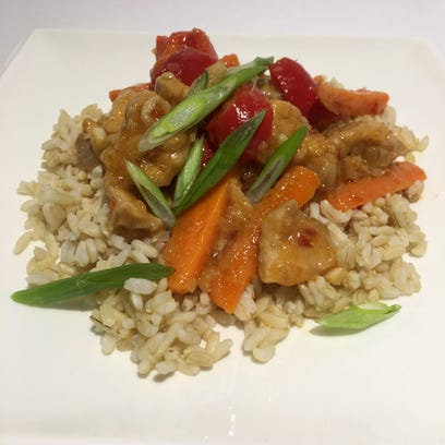 Chick thighs a tasty alternative to chicken breast in easy stir-fry