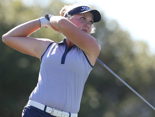 LPGA: U.S. Women's Open - First Round
