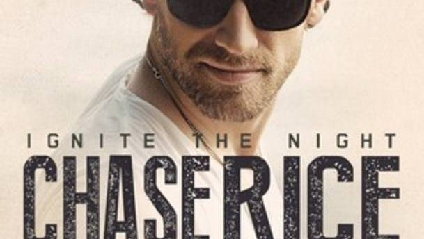 """Chase Rice's """"Ignite the Night"""" will be released on Aug. 19."""