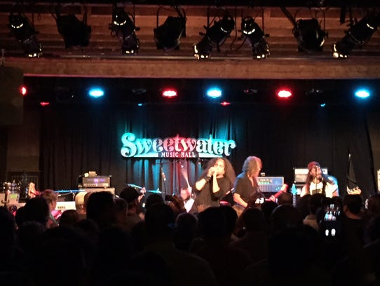 Trujillo at Sweetwater