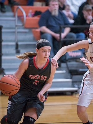 The Shelby Whippets earned the No.1 seed in the Division II Willard District at Sunday's tournament draw.