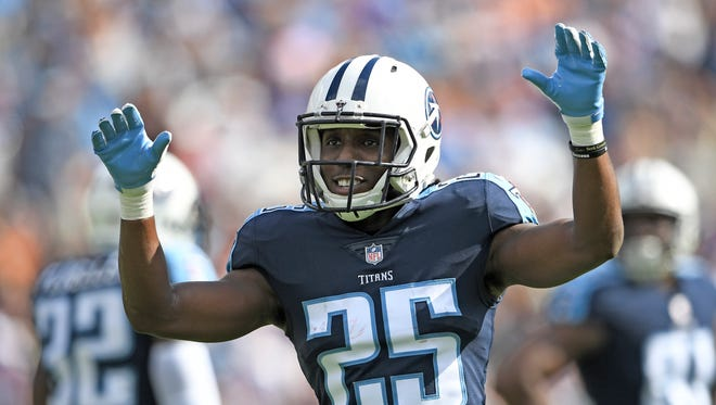 Titans rookie cornerback Adoree' Jackson has played the second-most snaps of anyone in the NFL this season.