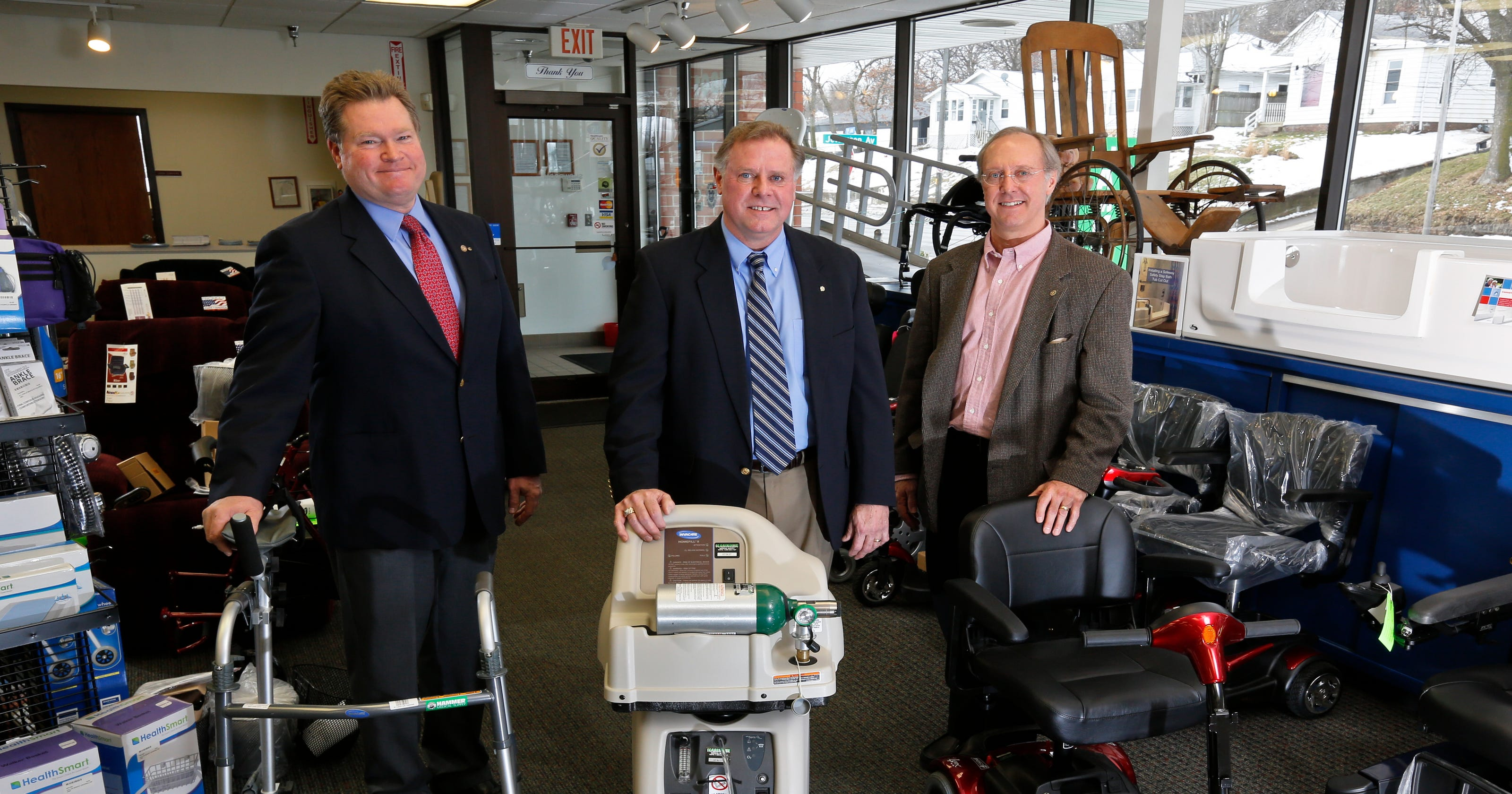 Hammer Medical Supply's new owner plans to continue to grow