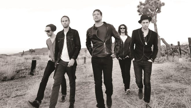Third Eye Blind will perform Wednesday at Magic City Music Hall.