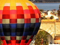 The Havasu Balloon Festival & Fair.