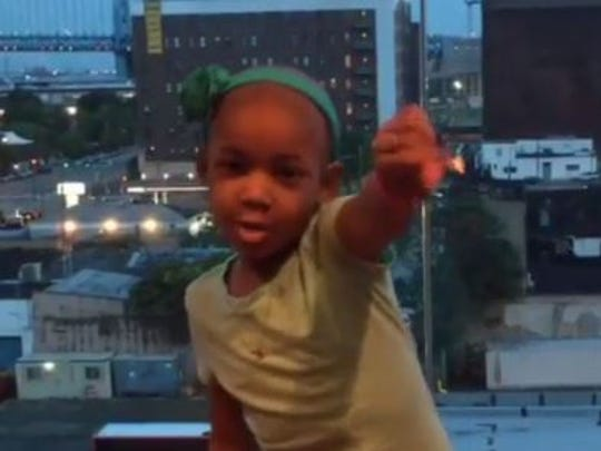 Leah Still, the inspirational 5-year-old daughter of