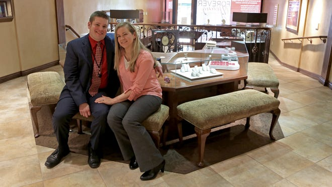 Jeremy and Megan Young have opened the doors of Forever Young Fine Jewelers in the former McArthur Jewelers location on Main Street in St. George.