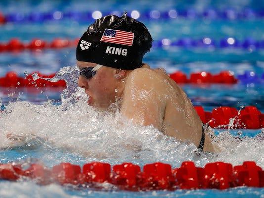13th FINA World Swimming Championships (25m) - Day 3