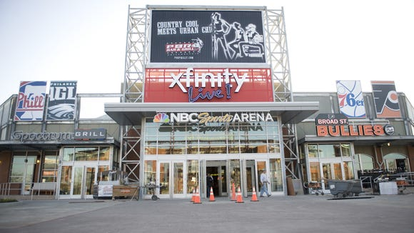 Xfinity Live hosts the Winterfest Live beer and music festival on Saturday, Jan. 28.