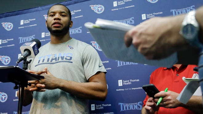 Kevin Dodd on May 11, 2016.