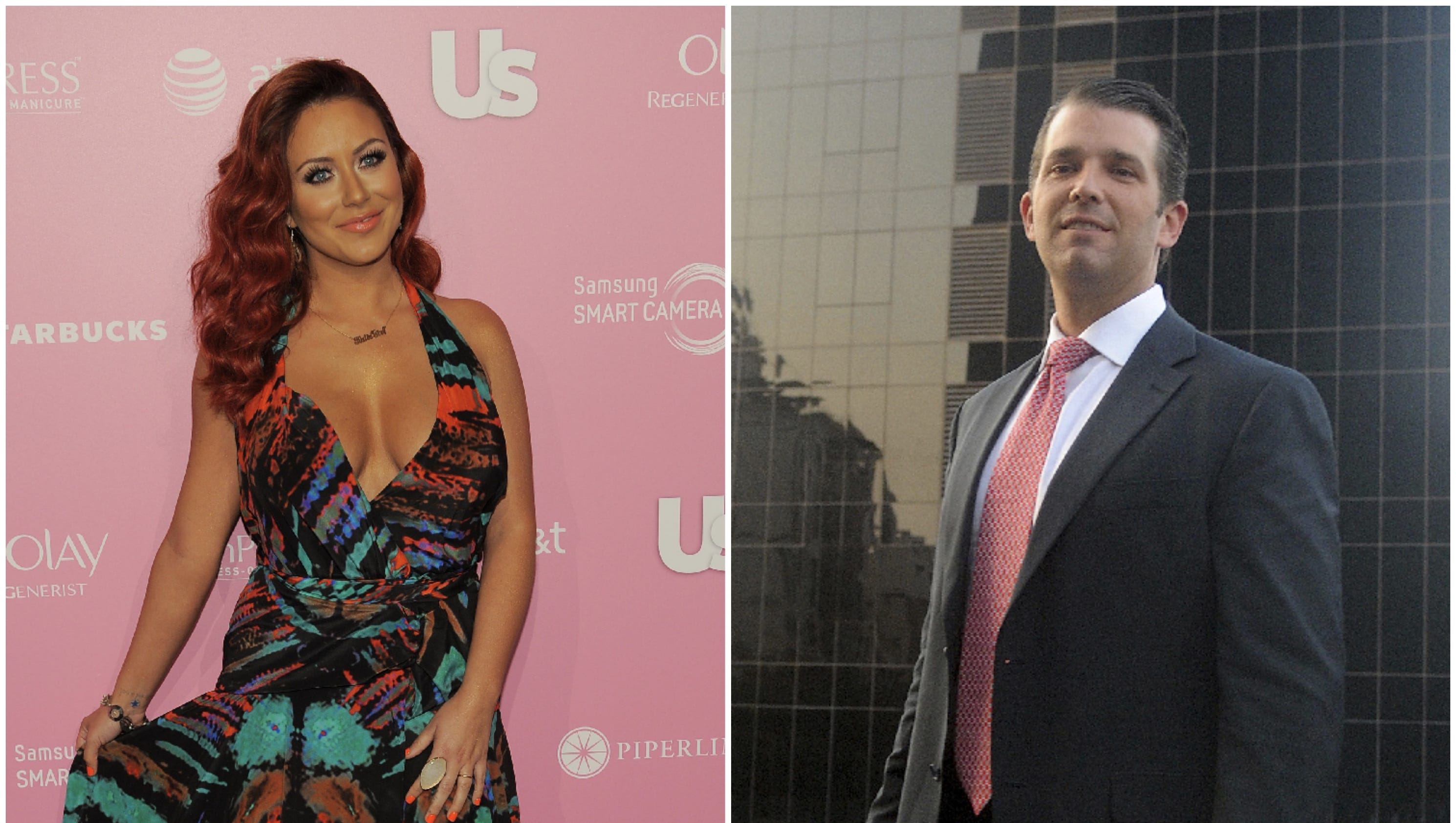 Is Aubrey O'Day's song 'DJT' about Donald Trump Jr.? Social media thinks so