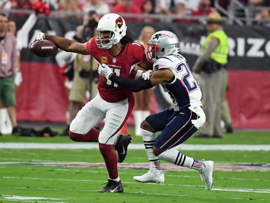 New England Patriots v Arizona Cardinals