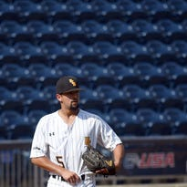 Nick Sandlin has allowed 4 home runs in 3 years. What is it like to take USM's star deep?